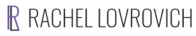 Rachel Lovrovich Logo